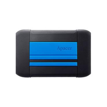 هارد اکسترنال Apacer مدل AC633 ظرفیت 1 ترابایت