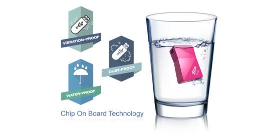 فلش مموری سیلیکون پاور مدل Touch 08 ظرفیت 16G