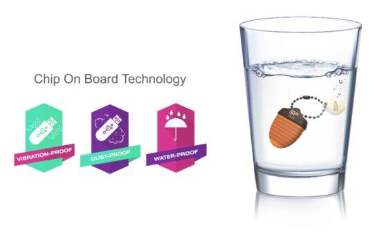 فلش مموری سیلیکون پاور مدل Touch T30 ظرفیت 64G