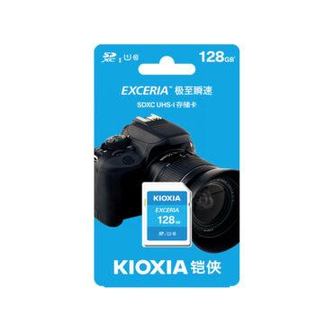 کارت حافظه Kioxia SD Memory Card ظرفیت 128GB