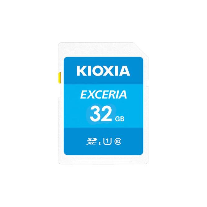 کارت حافظه Kioxia SD Memory Card ظرفیت 32GB