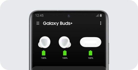 هدفون بیسیم سامسونگ مدل Galaxy Buds Plus